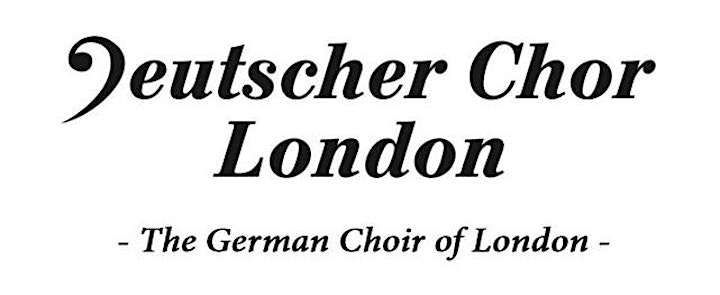 German Choir of London's First Virtual Concert 2021 image