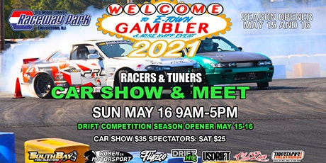 Etown Gamblers car show tickets
