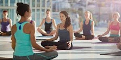 Yoga & Mimosas @AMLI Mueller tickets