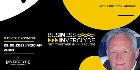 Business Is Zooming - Scotia Business Solutions tickets