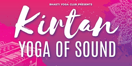 Kirtan | Yoga of Sound | Fundraiser tickets