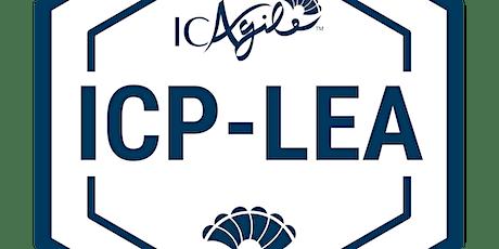 Leading with Agility - mit Agilität führen (ICP-LEA by ICAgile) Tickets