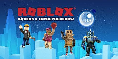 Summer Camp- Fab Lab- Roblox Coders & Entrepreneurs, gaming, Black Rocket tickets