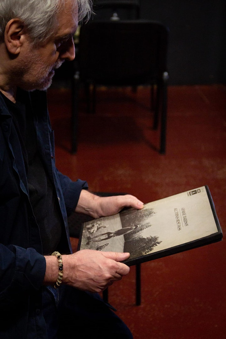 Imagen de YO ESTUVE ALLÍ…(Mi vida con George Harrison) de P. Ortega-TEATRO DEL ESPEJO