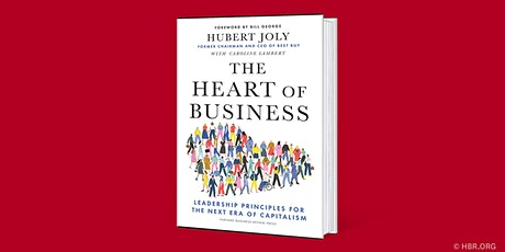 HBR Live Webinar: The Heart of Business tickets