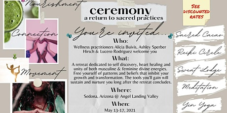 A Return to Sacred Practices Wellness Retreat tickets