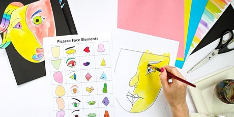 English for Kids - Picasso faces (All ages) with PAMELA tickets