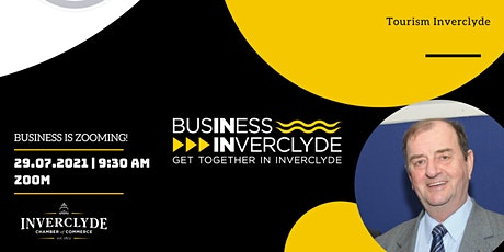 Business Is Zooming - Tourism Inverclyde tickets