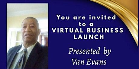 Crypto Trade with Van Evans Jr. tickets