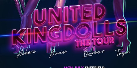 Klub Kids Glasgow Presents: THE UNITED KINGDOLLS The Tour  (Ages 14+) billets
