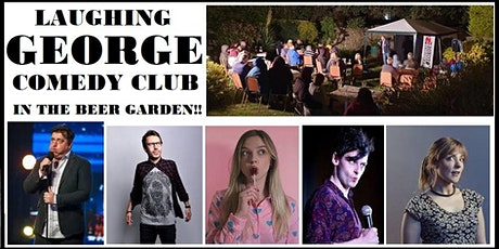LAUGHING GEORGE COMEDY CLUB - GARDEN GIG tickets