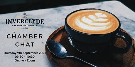 Chamber Chat - September 2021 tickets