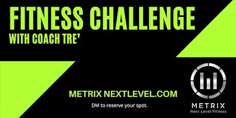 Fitness Challenge tickets