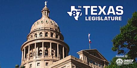 GNBEDF Presents: 87th Texas Legislative Session Update tickets