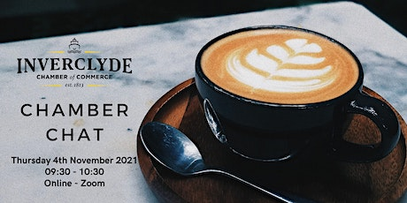 Chamber Chat - November 2021 tickets