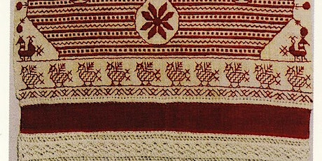 Andrea Rusnock on Russian Folk Embroidery tickets