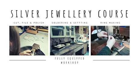 Five Week Silver Jewellery Evening Course tickets