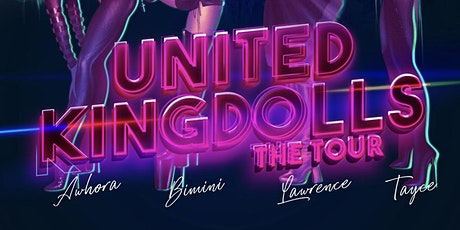 Klub Kids Birmingham Presents: THE UNITED KINGDOLLS - The Tour  (Ages 18+) billets