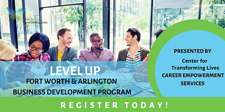 Level Up Business Development Info Session tickets