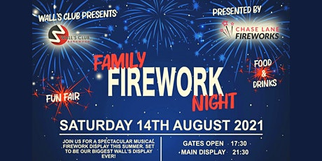 Summer Family Firework Night tickets