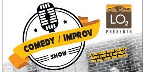 Comedy/Improv Show!! Featuring Stick Horses in Pants tickets