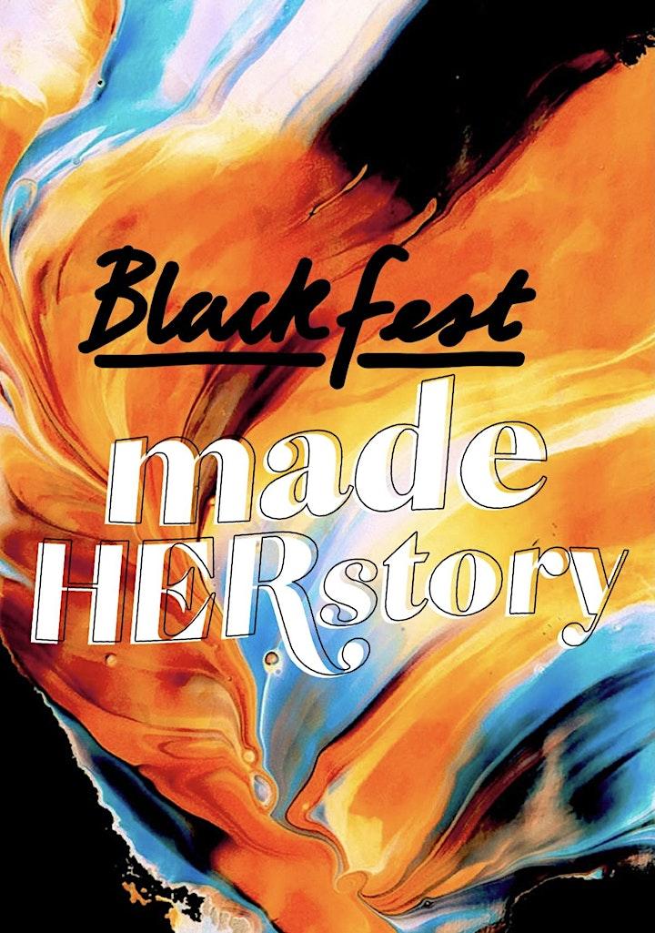 BlackFest IWD - HerStory image