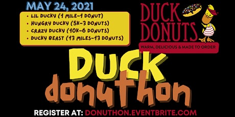 Duck Donuthon tickets