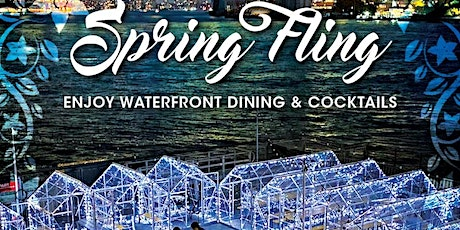 "SUNDAYS: ""SPRING FLING"" ON THE PIER! VIP ""GLASSHOUSES"" & OUTDOOR SEATING tickets"