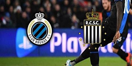 *live1!* Club Brugge Charleroi live op tv 12 maart 2021 billets