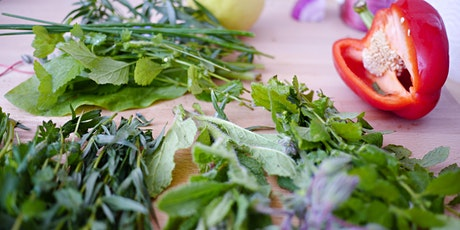Cooking Smart With Fresh Herbs tickets
