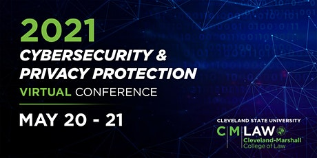 2021 Cybersecurity and Privacy Protection  Virtual Conference biglietti