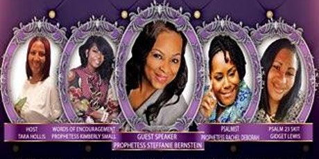 Sisters Tag Teaming In Prayer 3rd Annual Prayer Brunch entradas