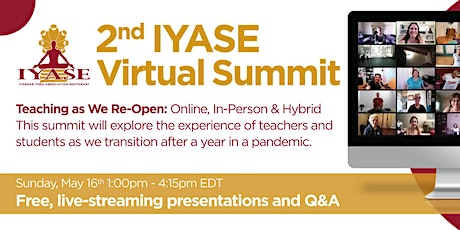 2nd IYASE Virtual Summit tickets