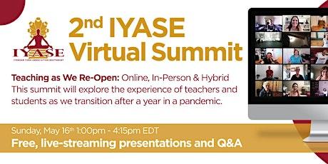 2nd IYASE Virtual Summit tickets