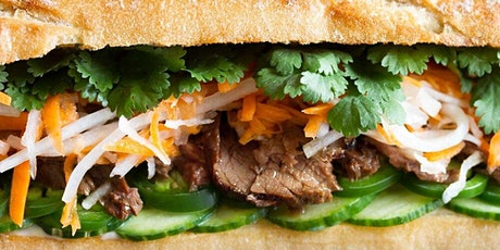 UBS - Virtual Cooking Class: Reduce Food Waste: Steak Bahn Mi tickets