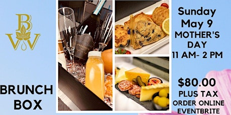 Mother's Day Brunch With Prosecco Blue Valley Vineyard and Winery tickets