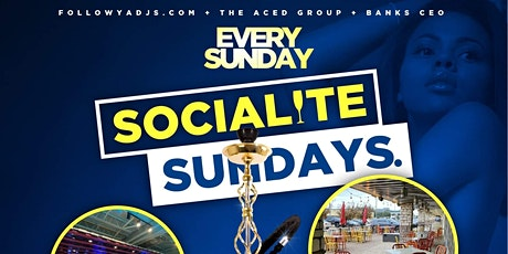 Socialite Sundays @ Herrera's Addison tickets