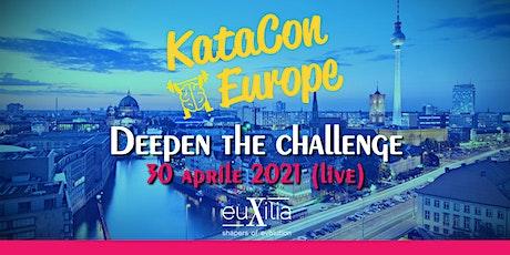Katacon 2021 - Sessioni di approfondimento - Live biglietti