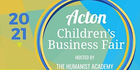 Acton Children's Business Fair tickets