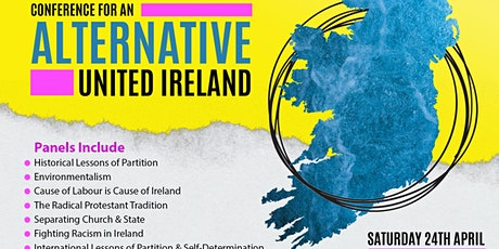 Conference for An Alternative United Ireland tickets