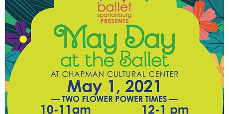 May Day at the Ballet 12pm tickets