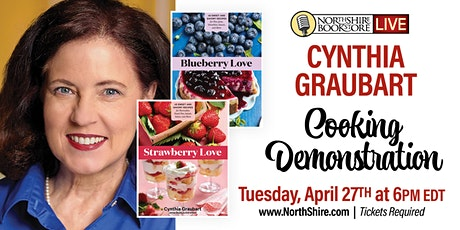 Northshire Live: Cooking Demonstration with Cynthia Graubart tickets