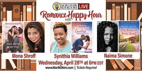 Northshire Live: Romance Happy Hour! tickets