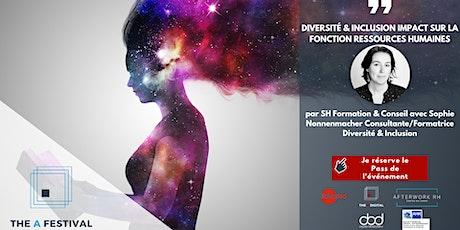 Diversité & inclusion - Impact sur la fonction Ressources Humaines - RH billets