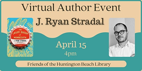Virtual Author Event with J. Ryan Stradal tickets