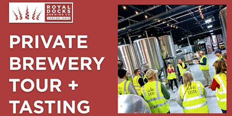 Private Brewery Tour and Tasting tickets