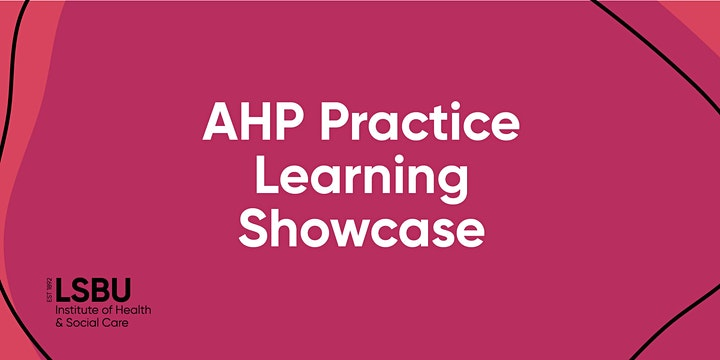 AHP Practice Learning Showcase - Physiotherapy at LSBU image