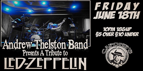 Andrew Thelston Band presents a Tribute to Led Zeppelin tickets