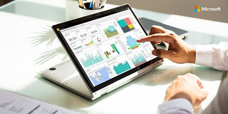 Power BI Dashboard-In-A-Day: 1-Day Bootcamp (by Microsoft Gold Partner) tickets