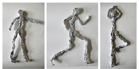 English for Kids - Aluminium foil Sculptures (All ages) with PAMELA tickets